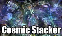 мини игра Cosmic Stacker